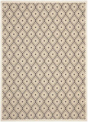 Safavieh Veranda Ver003-212 Cream / Chocolate Area Rug
