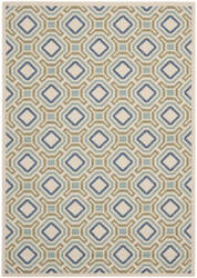 Safavieh Veranda Ver089-614 Cream / Green Area Rug