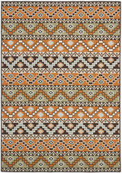 Safavieh Veranda Ver095-752 Terracotta / Chocolate Area Rug