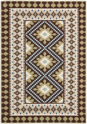 Safavieh Veranda Ver099 Chocolate - Terracotta Area Rug