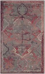Safavieh Vintage Oushak Vos741c Red Area Rug