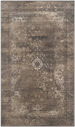 Safavieh Vintage Vtg137 Soft Anthracite Area Rug