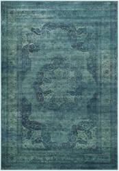 Safavieh Vintage Vtg158 Blue - Multi Area Rug