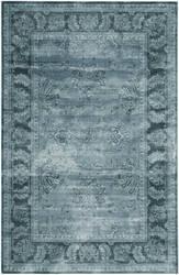 Safavieh Vintage Vtg265b Blue Area Rug