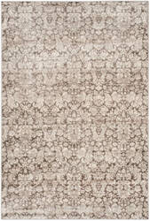 Safavieh Vintage Vtg437b Brown - Creme Area Rug