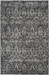 Safavieh Vintage Vtg437p Black - Light Grey Area Rug