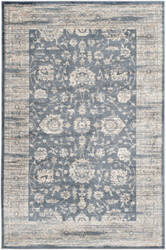 Safavieh Vintage Vtg439g Dark Grey - Cream Area Rug