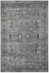 Safavieh Vintage Vtg442h Dark Grey - Light Grey Area Rug