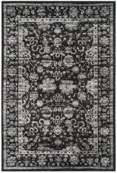 Safavieh Vintage Vtg442p Black - Light Grey Area Rug
