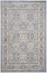 Safavieh Vintage Vtg573l Light Blue - Ivory Area Rug