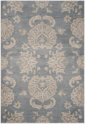 Safavieh Vintage Vtg578l Light Blue - Ivory Area Rug