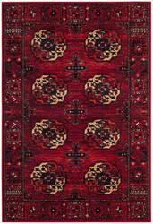 Safavieh Vintage Hamadan Vth212a Red - Multi Area Rug