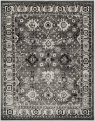 Safavieh Vintage Hamadan Vth214k Grey - Black Area Rug