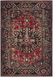 Safavieh Vintage Hamadan Vth215a Red - Multi Area Rug