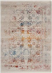 Safavieh Vintage Persian Vtp409c Light Grey - Multi Area Rug