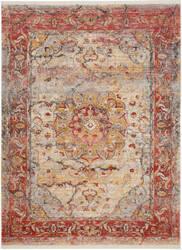 Safavieh Vintage Persian Vtp435p Pink - Multi Area Rug