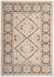 Safavieh Windsor Wds315m Ivory - Brown Area Rug