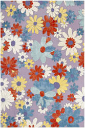 Safavieh Wilton Wil342a Lilac - Blue Area Rug