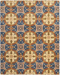 Safavieh Wyndham WYD320A Blue / Gold Area Rug