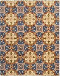 Safavieh Wyndham WYD320A Blue / Gold Area Rug