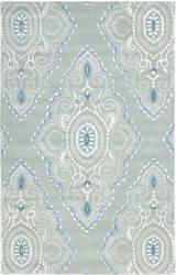 Safavieh Wyndham Wyd372a Blue / Ivory Area Rug