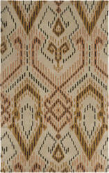 Safavieh Wyndham Wyd373a Brown / Ivory Area Rug