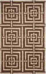 Safavieh Wyndham Wyd375a Brown Area Rug