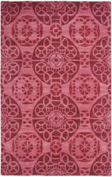 Safavieh Wyndham Wyd376c Red Area Rug