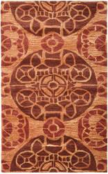 Safavieh Wyndham Wyd376h Cinnamon Area Rug