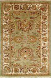 Safavieh Classic CL239D Light Green / Ivory Area Rug