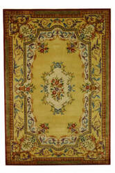 Safavieh Empire EM822A Gold / Gold Area Rug
