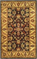 Safavieh Golden Jaipur GJ250D Black / Gold Area Rug