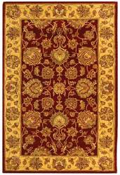 Safavieh Heritage HG343C Red / Gold Area Rug