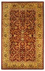 Safavieh Heritage HG644B Red / Gold Area Rug