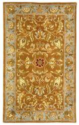 Safavieh Heritage HG812A Brown / Blue Area Rug