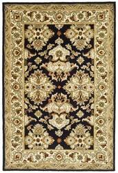 Safavieh Heritage HG817A Black / Ivory Area Rug