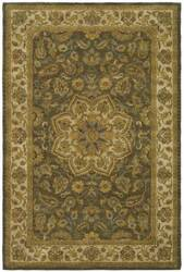 Safavieh Heritage HG954A Green / Taupe Area Rug
