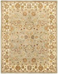 Safavieh Heritage HG959A Light Green / Beige Area Rug