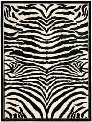 Safavieh Lyndhurst LNH226A White / Black Area Rug