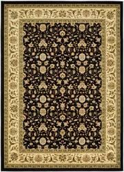 Safavieh Lyndhurst LNH316B Black / Ivory Area Rug