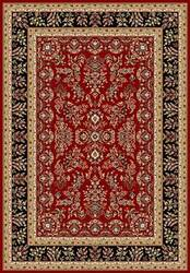 Safavieh Lyndhurst LNH331B Red / Black Area Rug