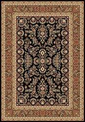 Safavieh Lyndhurst LNH331D Black / Tan Area Rug