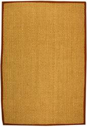 Safavieh Natural Fiber NF114B Natural / Brown Area Rug