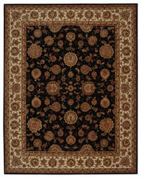 Safavieh Persian Court PC123B Plum / Ivory Area Rug