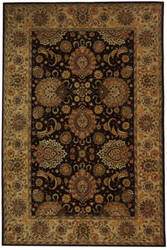 Rugstudio Sample Sale 50179R Burgundy / Beige Area Rug