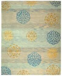 Safavieh Rodeo Drive RD882A Blue / Multi Area Rug