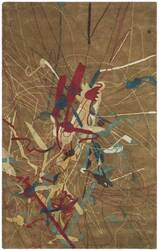 Safavieh Rodeo Drive RD951A Brown / Multi Area Rug
