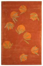 Safavieh Soho Soh304a Rust Area Rug