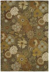 Safavieh Soho Soh820a Brown / Multi Area Rug