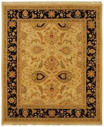 Safavieh Sumak SUM419A Light Gold / Black Area Rug